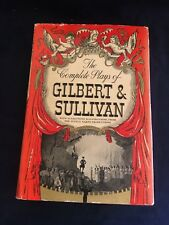 The Complete Plays Of Gilbert & Sullivan 1941 Hardcover First Edition