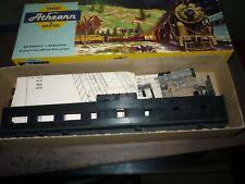 1870 Athearn HO Scale Platform Observation Standard Passenger Car Kit.