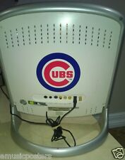 "HANSPREE MLB CHICAGO CUBS SANDLOT 15"" RETRO LCD TELEVISION AND COMPUTER MONITOR"