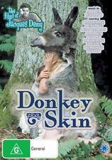 Donkey Skin DVD Children's Fairy Tale Film French Language English Subtitles NEW