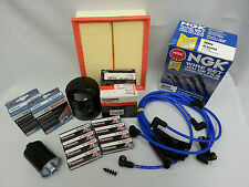99-04 Land Rover Discovery II Tune Up Kit Oil-Air-Fuel-Filters-Spark Plugs-Wires