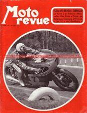MOTO REVUE 2025 BENELLI 650 Tornado KAWASAKI 350 S2 Norton 750 Gus Kuhn 1971