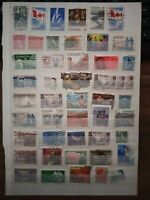 Canada Kanada  Briefmarken Lot Stamps Timbres Sellos