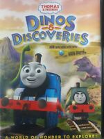 Thomas & Friends: Dinos & Discoveries DVD