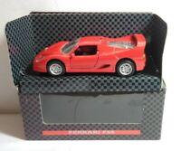 SHELL COLLEZIONE 1:39 SCALE DIECAST - FERRARI F50 - RED - BOXED