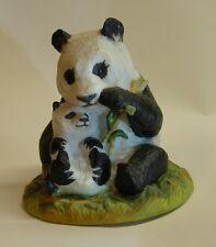Giant Panda Figurine - Franklin Mint 1989