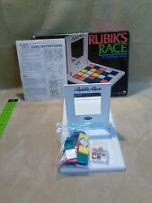 Vintage 1982 Rubiks Race Game By Ideal. Complete!