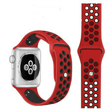 Correa Apple Watch Series 1 2 3 4 5 6 colores pulsera deporte 42-44mm 38-40