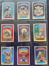 1985 Garbage Pail Kids 1st Series 1b USA OS1 Set 41/82 Cards - GPK