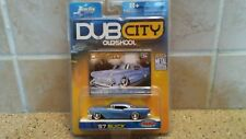 2005 '57 Buick Dub City Old Skool  Wave 13 1:64 Jada Toys ( NIP ) #3