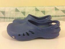 Sloggers Women's Blue Waterproof Garden Shoes Size UK 4-5 Good Condition