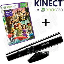 Microsoft Kinect Sensor For XBOX 360 Pre Owned with Kinect Games Free