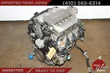 JDM 2003 2004 2005 2006 2007 Honda Accord Engine 3.0L I-Vtec V6 JDM J30A