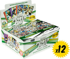 NRL 2014 RUGBY LEAGUE - Power Play Trading Cards Box ~ Sealed Case (12ct) #NEW