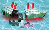 Swimline Swimming Pool Ship Wreck Dive Game 9178