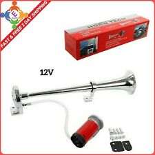 150 DB Train Horn with Air Compressor 12V trumpet loud liter single for trucks..