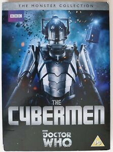 DVD R2 - Doctor Who - The Monster Collection - The Cybermen - Preowned