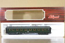 Liliput 842 00 DB VERDE Expreso 2º Clase Vagón 011-4 Menta En Caja ND