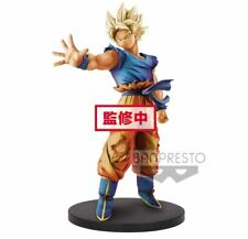 DRAGON BALL Z- Son Goku Super Saiyan figur Blood of Saiyans Special Banpresto