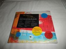 The Fireman - Electric Arguments (2008) cd new digipack paul mccartney