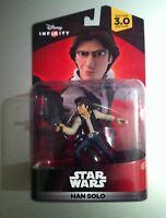 Disney Infinity 3.0 Edition Star Wars Han Solo Figure New