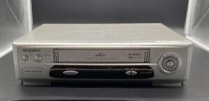 Samsung Sv 2333X Videorecorder Videorekorder ohne Fernbedienung #T153