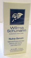 WILMA SCHUMANN Nutra Serum Professional Use CAVIAR  European Hydrating Skin Care