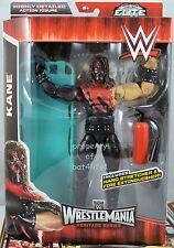 WWE Elite WRESTLEMANIA HERITAGE KANE!! NEW!!!!