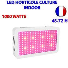 Lampe LED Horticole Culture Intérieur Indoor 1000W à LED 10 W Haute Penetration