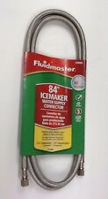 "Fluidmaster Ice maker water supply connector 84"" length 12IM84"