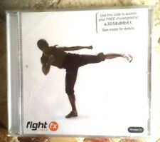 FIGHT FX V11.3  FITNESS CD HIGH INTENSITY TRAINING WORKOUT TO MUSIC NEW & SEALED
