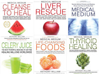 Medical Medium Set: Cleanse to Heal, Celery Juice, Liver Rescue + more [DIGITAL]