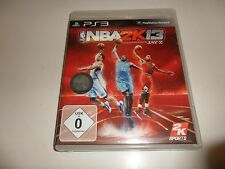 PLAYSTATION 3 PS 3 NBA 2k13