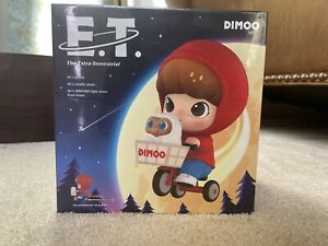 Pop Mart x Dimoo World x E.T. The Extra-Terrestrial Large Figure Limited