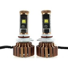V16 Turbo Gold Edition 60W & 7200LM/Set Cree LED Headlight Kit, 9005/HB3, 6000K