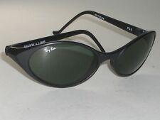 98f7408e8f LOMB RAY BAN W2173 BAUSCH   Mate Negro G15 PS6 Gafas De Sol Esquí Predator  Wraps