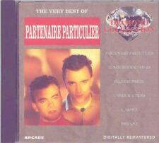 CD PARTENAIRE PARTICULIER - The very best of 14 titres 1995 +RARE+