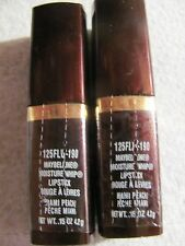 Maybelline Moisture Whip Lipstick #370 Miami Peach Lot of 4  VHTF