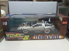Sun Star 1/18 Back To The Future Part III Time Machine