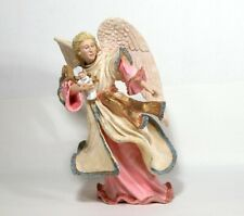 "11""Alsace Angel ~ Duncan Royale History of Santa Ii ~ 1985 Limited Edition"