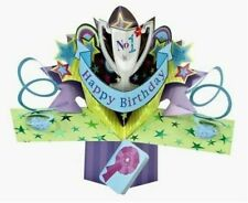 3d Birthday Pop up Card Suitable for Daughter Son Dad Wife Husband Mum