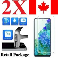 Premium Screen Protector For Samsung Galaxy S20 FE (2 PACK)
