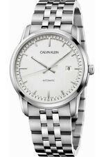 NEW CK Calvin Klein Infinite Men's Automatic Watch Sapphire Crystal K5S3414X