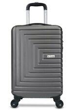 Econo® Ryanair Cabin Bag Suitcase Lightweight Hand Luggage Hard Shell 55x35x20