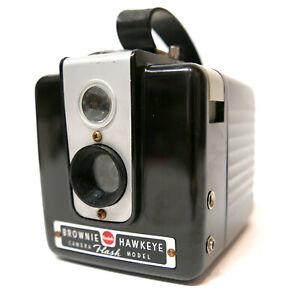 Vintage Kodak Bakelite Brownie Hawkeye Camera Flash Model