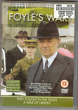 FOYLE'S WAR - they fought in the fields / a war of nerves DVD