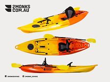 "Brand New 3.1M Fishing Kayak 1.5 Seater ""Glide"" 1 Adult and 1 Kid Double Tandem"