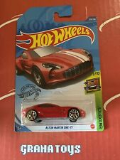 Aston Martin One-77 #229 Red Exotics 7/10 2020 Hot Wheels Case N