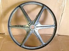 Miele Washing Machine Washer Novotronic W827 Drive belt pulley wheel