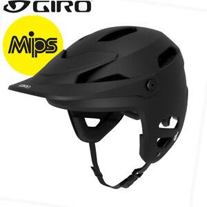 Giro Tyrant Spherical MIPS MTB Helmet Deep Coverage - Black